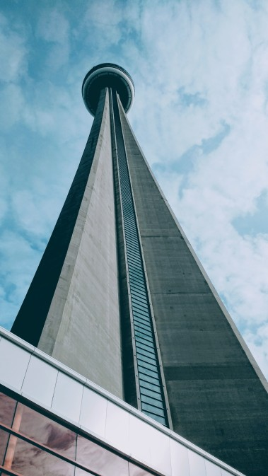 Obligatory CN Tower Shot